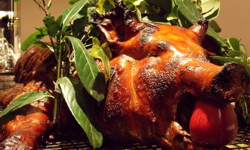 gallery-94   Hog Roast - Perfectly Crisp Crackling Our pigs are reared in Yorkshire and the meat is always cooked so its succulent and yummy!
