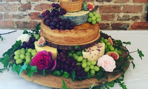 2016-07-09-13-30-30-2 Cheese and Pie wedding cake  Wedding Catering Yorkshire, Sharing, Grazing and Seated Hog Roasts full wedding catering, outdoor or indoor, sharing boards, grazing, wedding breakfasts
